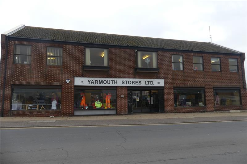 Image of 116-120, South Quay, Great Yarmouth, Norfolk