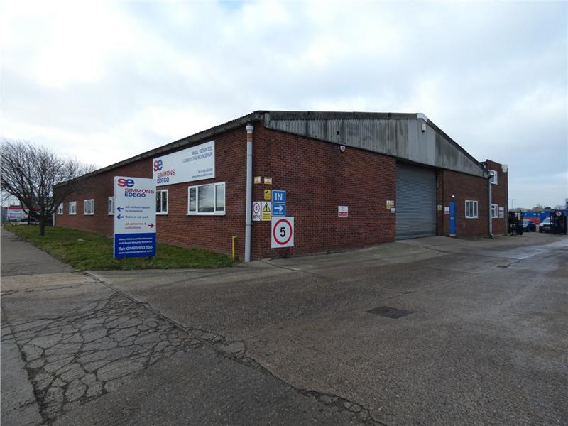 Image of Unit 1, Bessemer Way, Great Yarmouth, Norfolk
