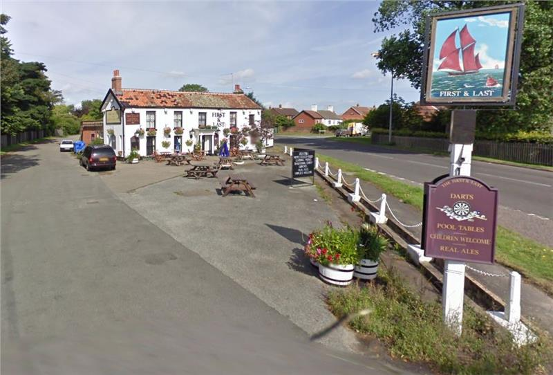Image of First & Last Public House, Yarmouth Road, Ormesby St Margaret, Great Yarmouth, Norfolk