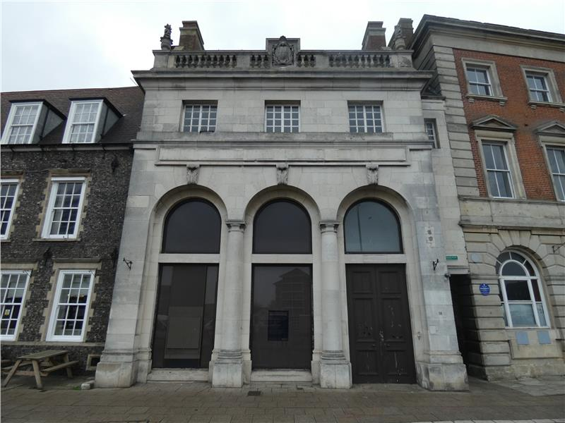Image of Former Bank Premises, 14 Hall Quay, Great Yarmouth, Norfolk