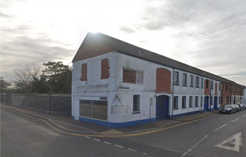 Image of Former Garage, Estcourt Road, Great Yarmouth, Norfolk