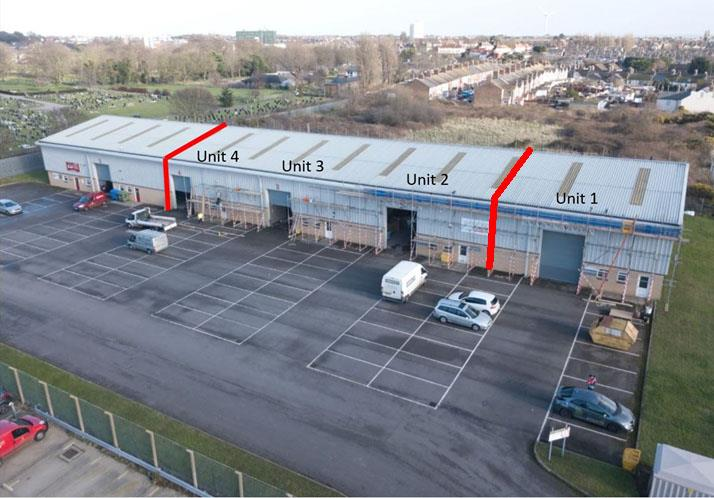 Image of Units 2 - 4, Leyland Court, Lowestoft, Suffolk