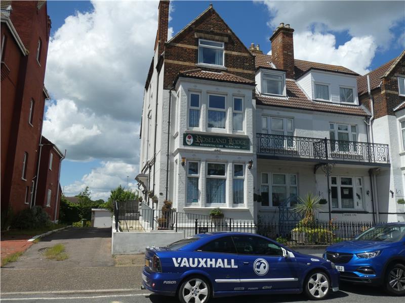 Image of Roseland Lodge, 48 Wellesley Road, Great Yarmouth, Norfolk
