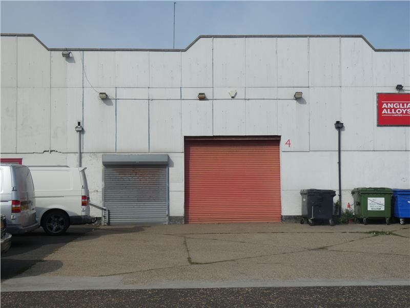 Image of Unit 4, Riverside Industrial Centre, Riverside Road, Great Yarmouth, Norfolk