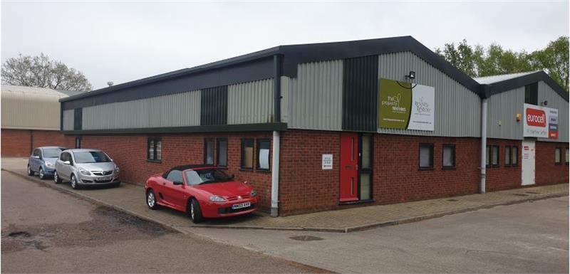 Image of Unit 3A, Blyth Road Industrial Estate, Halesworth, Suffolk