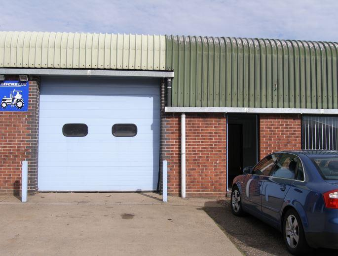 Image of Unit 4B, Blyth Road Industrial Estate, Halesworth, Suffolk