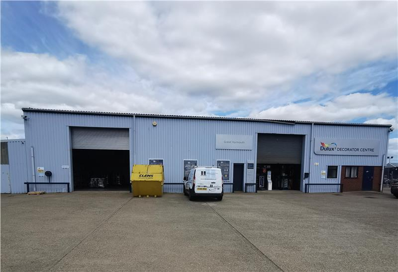 Image of Enterprise House, Gapton Hall Industrial Estate, James Watt Close, Great Yarmouth, Norfolk