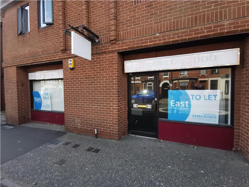 Image of 38 - 39, Baker Street, Gorleston, Great Yarmouth, Norfolk