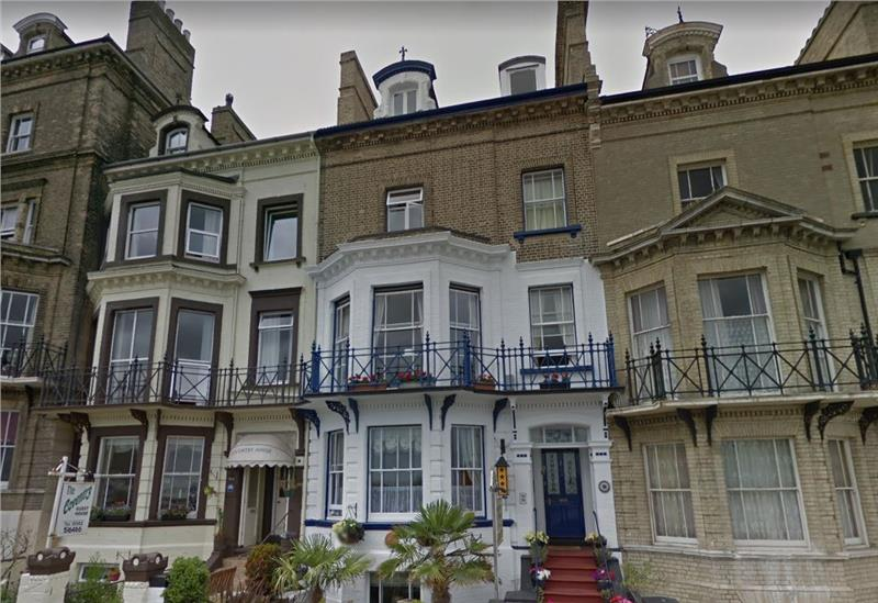 Image of Somerton House, 7 Kirkley Cliff, Lowestoft, Suffolk