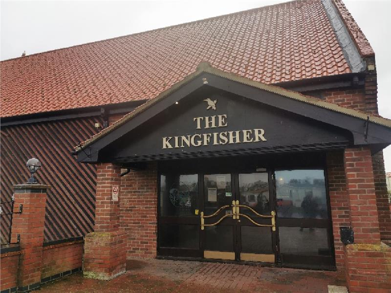 Image of Kingfisher Bar Kingfisher & Waveney Valley Holiday, Butt Lane, Burgh Castle, Great Yarmouth, Norfolk