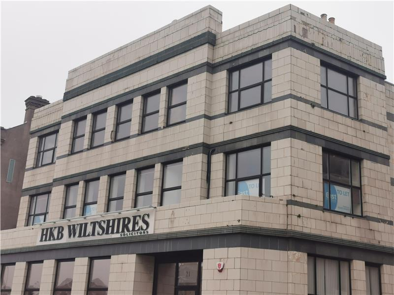 Image of First Floor Offices 21 - 22, Hall Quay, Great Yarmouth, Norfolk