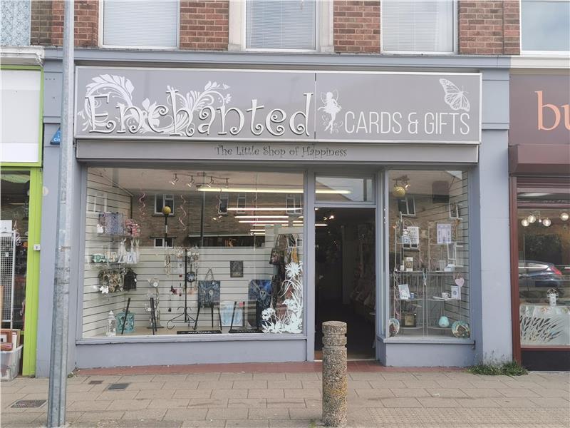 Image of Enchanted Cards & Gifts, 97 Magdalen Way, Gorleston, Great Yarmouth, Norfolk