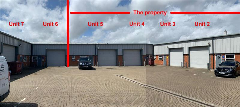 Image of Quayside Business Centre, Units 2, 3, 4 & 5, School Road, Lowestoft, Suffolk