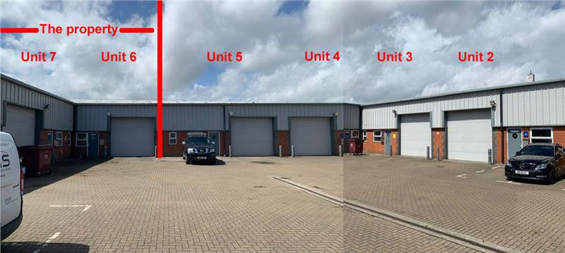 Image of Quayside Business Centre, Units 6 & 7, School Road, Lowestoft, Suffolk
