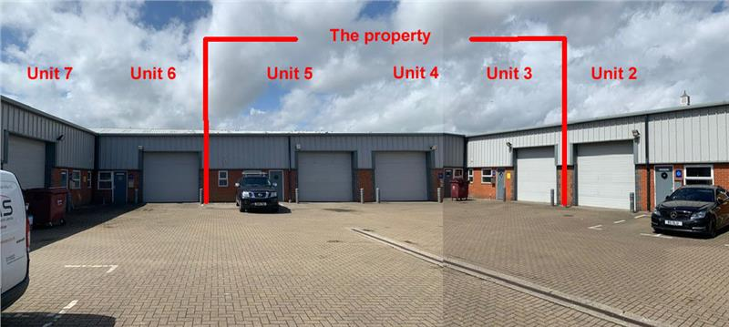 Image of Quayside Business Centre, Units 3, 4 & 5, School Road, Lowestoft, Suffolk