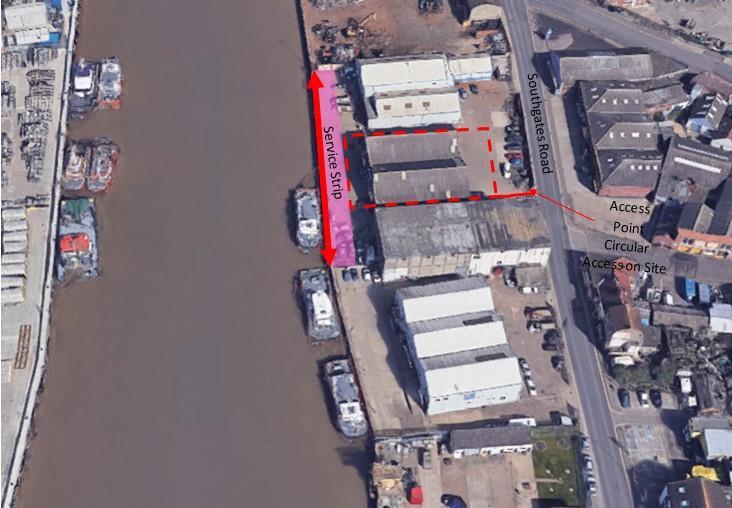 Image of Quay Heading, ABC Wharf, Southgates Road, Great Yarmouth, Norfolk
