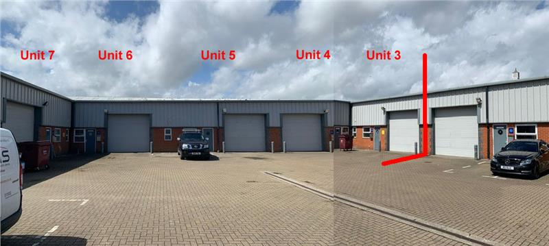 Image of Quayside Business Centre, Units 3 - 7, School Road, Lowestoft, Suffolk